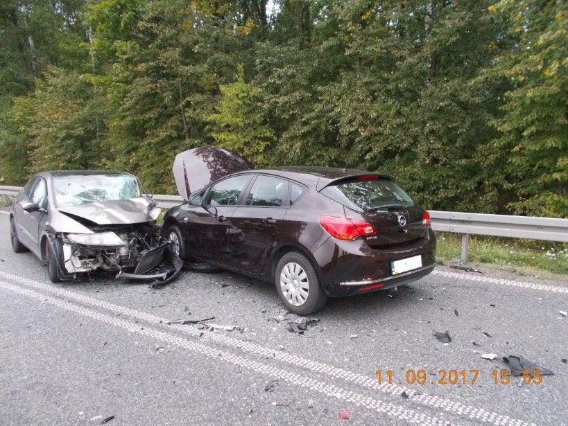 Groźny wypadek w Suszcu. Rannego zabrał śmigłowiec LPR