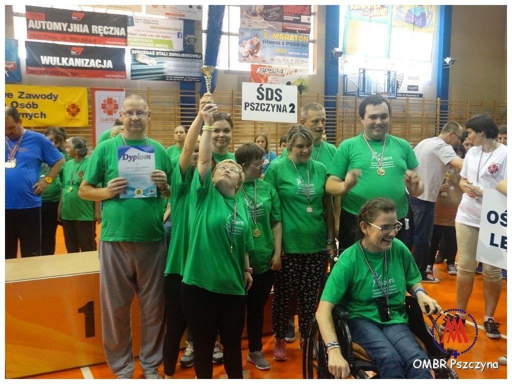 Trwają sportowe zmagania niepełnosprawnych