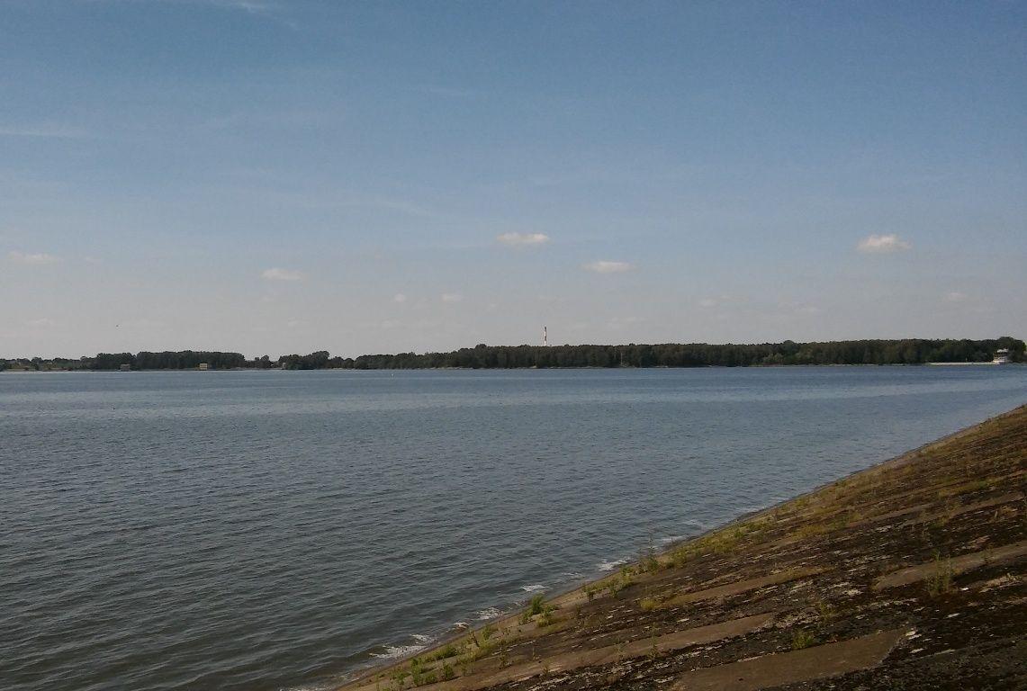 Duża rezerwa w goczałkowickim zbiorniku