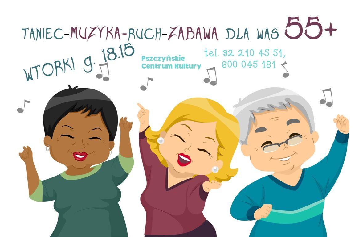 Zajęcia muzykoterapii dla osób po 55. roku życia