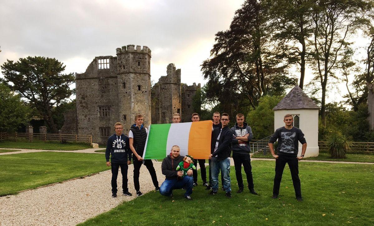 Kocham cię jak Irlandię… Uczniowie na Zielonej Wyspie