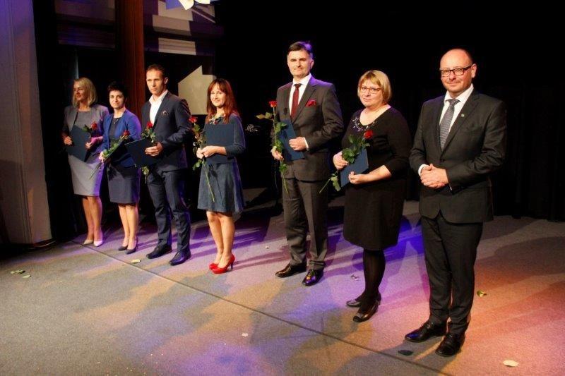 Nagrody dla nauczycieli z gminy Pszczyna