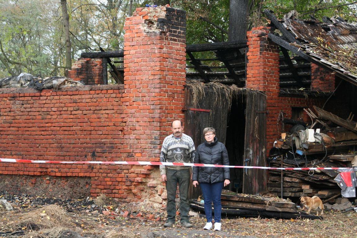 Przyjdź do PCK-ulu - w ten sposób też pomożesz rodzinie z Goczałkowic