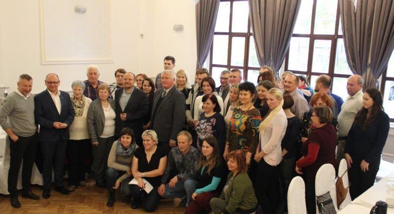 W ramach projektu gościli przedstawicieli czeskiego Paskova