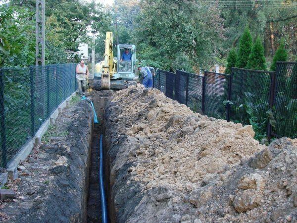 Rusza budowa kanalizacji w Kobiórze