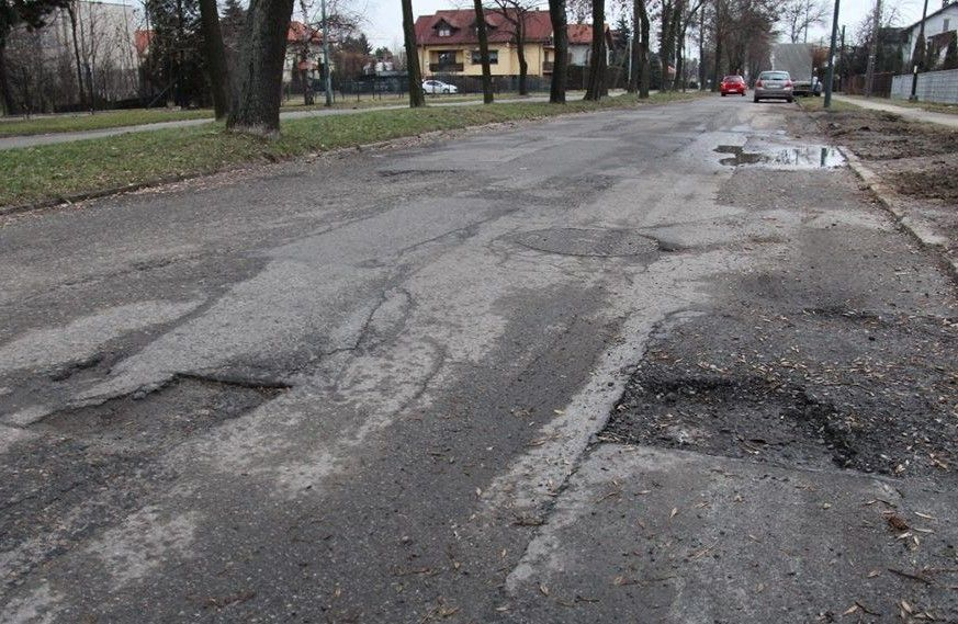 Starają się o dotacje na przebudowę dróg - jest lista rankingowa