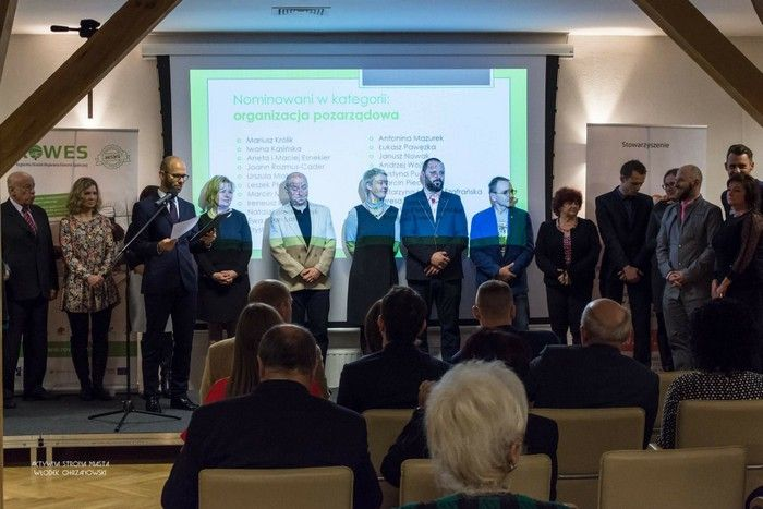 Nagrody dla prezes fundacji z Brzeźc i społeczników z Pawłowic
