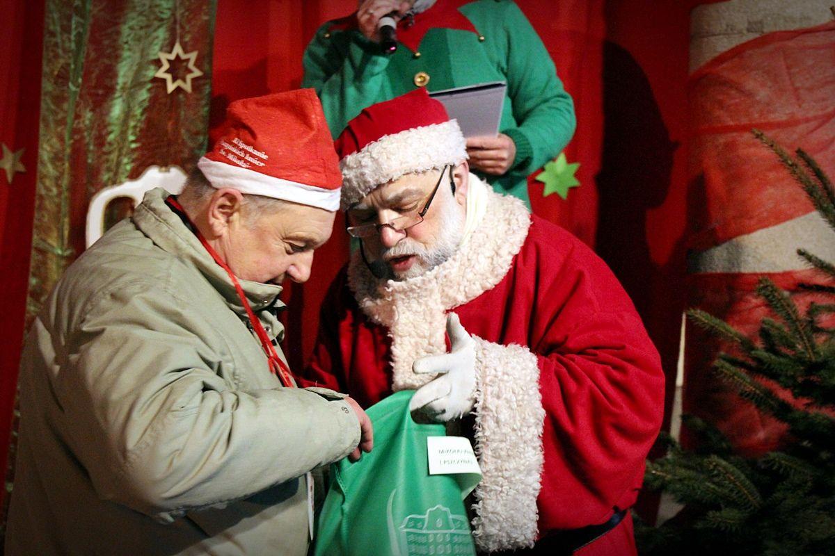 Święty Mikołaj już nie śpi!