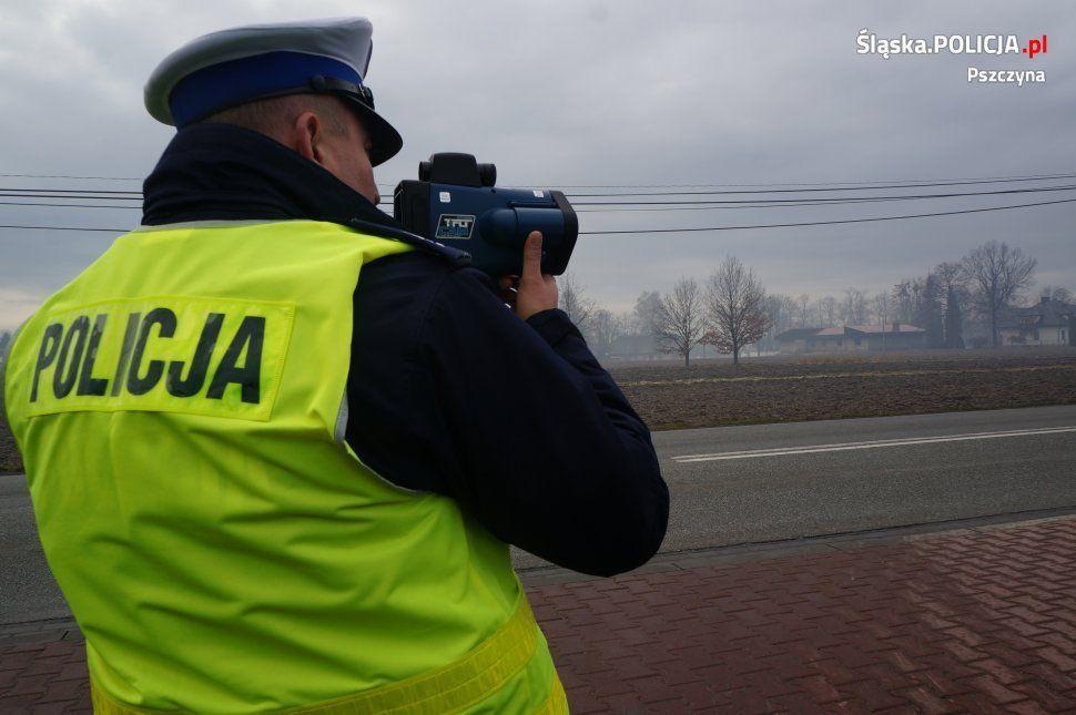 Policja skontrolowała: 84 naruszenia prawa jednego dnia