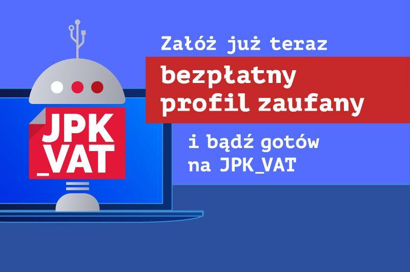 Wyślij obowiązkowe pliki JPK_VAT dzięki profilowi zaufanemu eGo