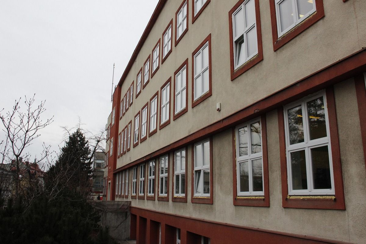Trwa termomodernizacja SP nr 1 w Pszczynie za 3,7 mln zł