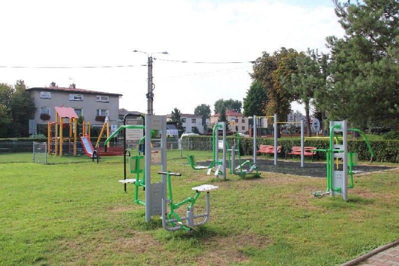 Będzie 9 nowych siłowni zewnętrznych w gminie Pszczyna