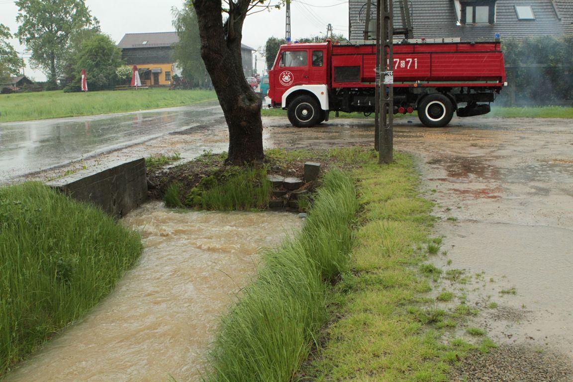 Wody Polskie wzięły Potok Goczałkowicki