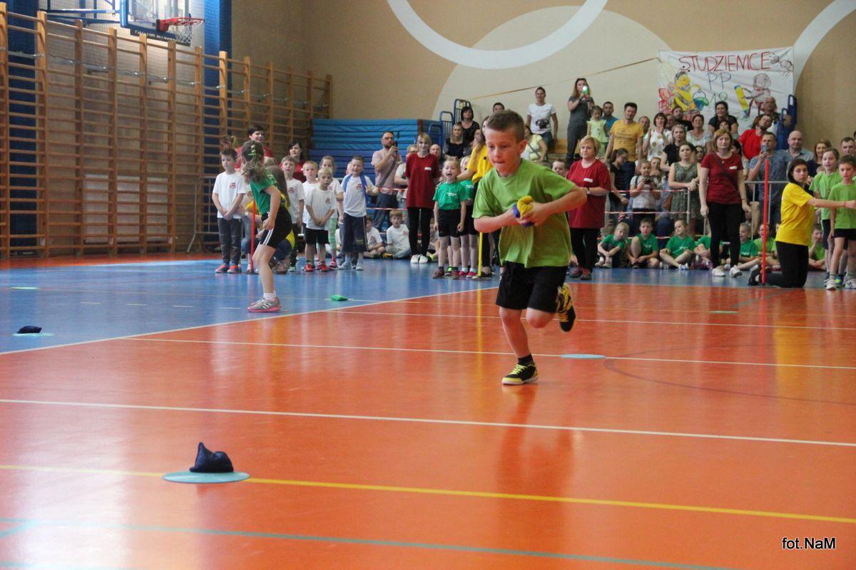 Ponad 700 przedszkolaków na olimpiadzie