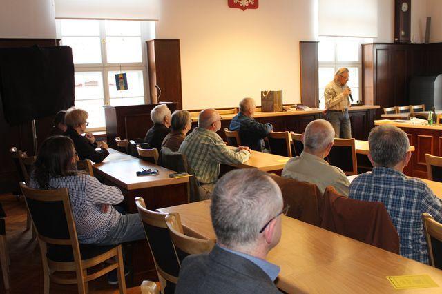 Wykład otwarty dr Piotra Sputa