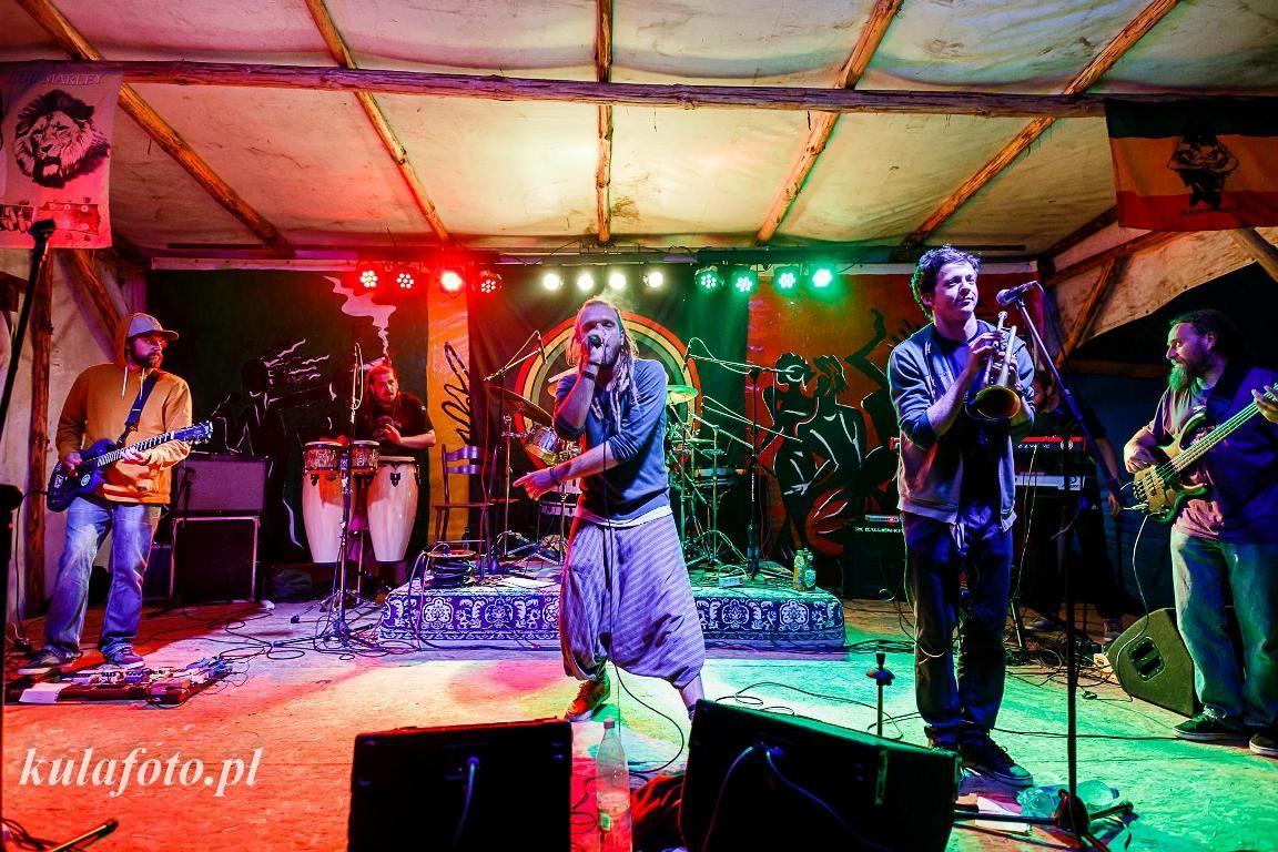 16. edycja festiwalu Reggae w Stodole