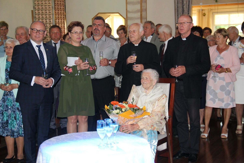 Mieszkanka Jankowic świętowała setne urodziny