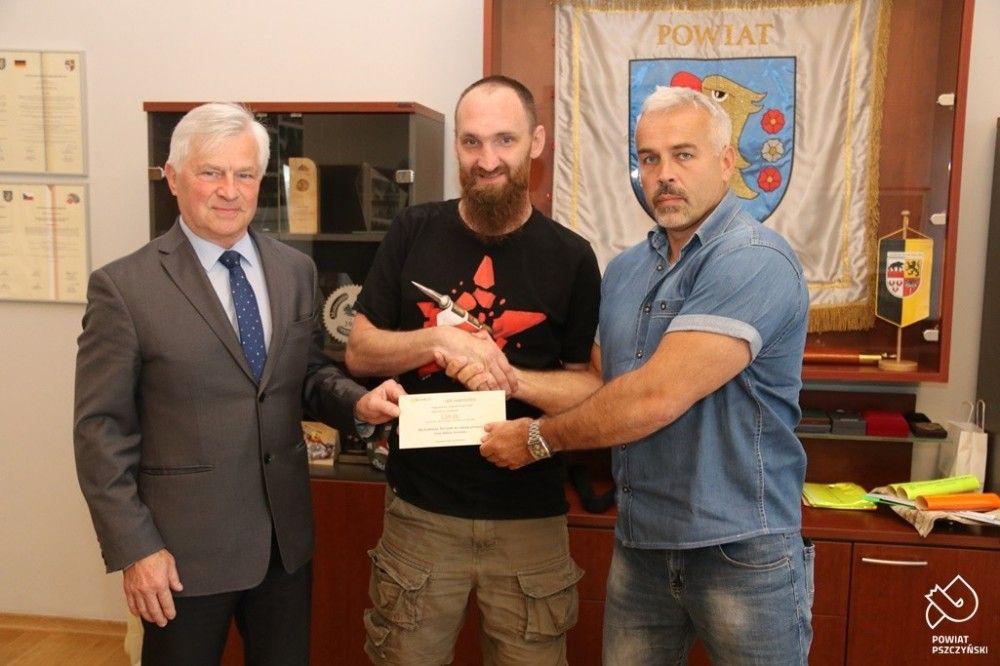 Zebrali ponad 2 tys. zł dla Łukasza