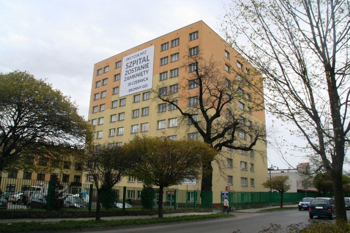 Podwójne spotkanie w NFZ w sprawie szpitala