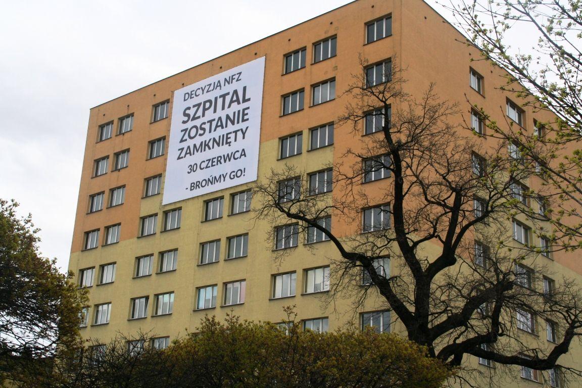 Szpital zamknięty. Jest ostateczna decyzja NFZ