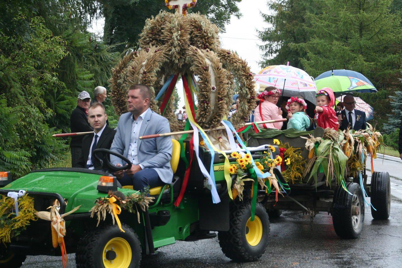 Rolnicy z gminy Pszczyna świętowali w Porębie
