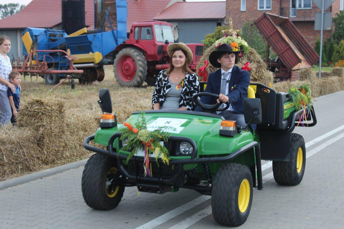 Rolnicy z powiatu świętowali w Goczałkowicach