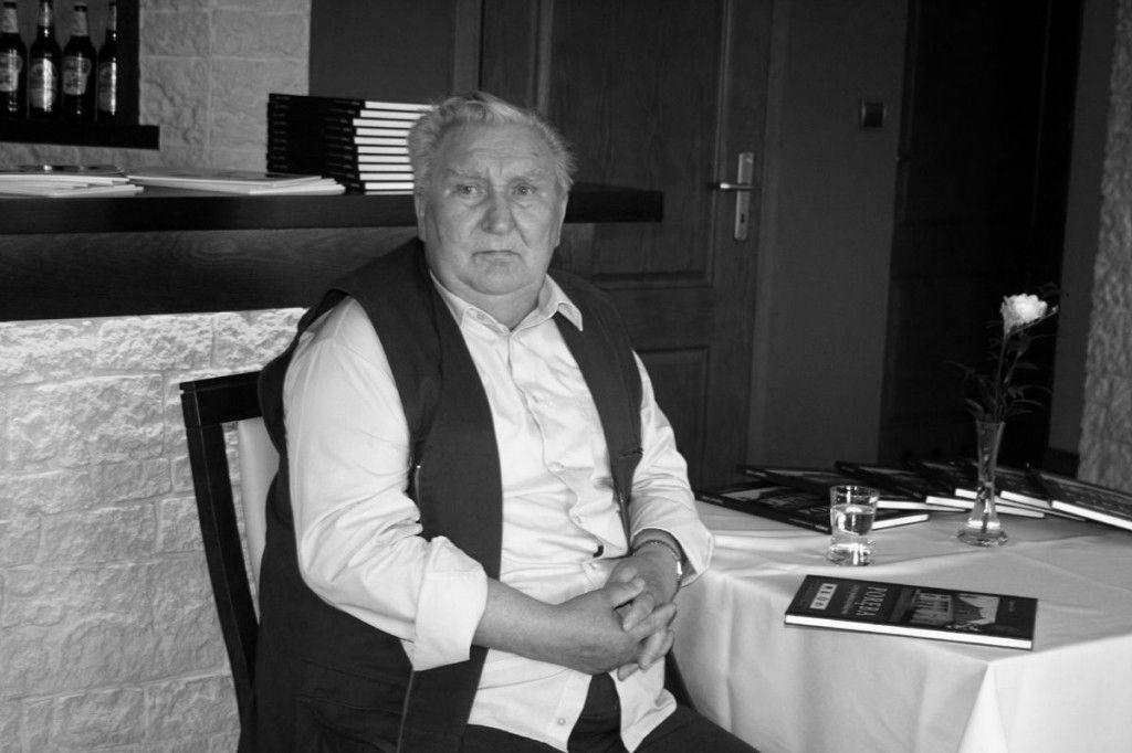 Nie żyje historyk Zygmunt Orlik
