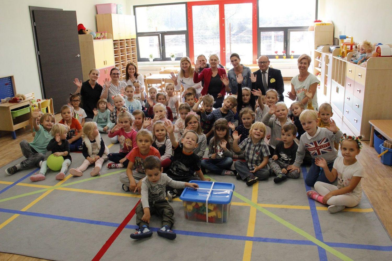 Nowe przedszkole na os. Piastów już otwarte