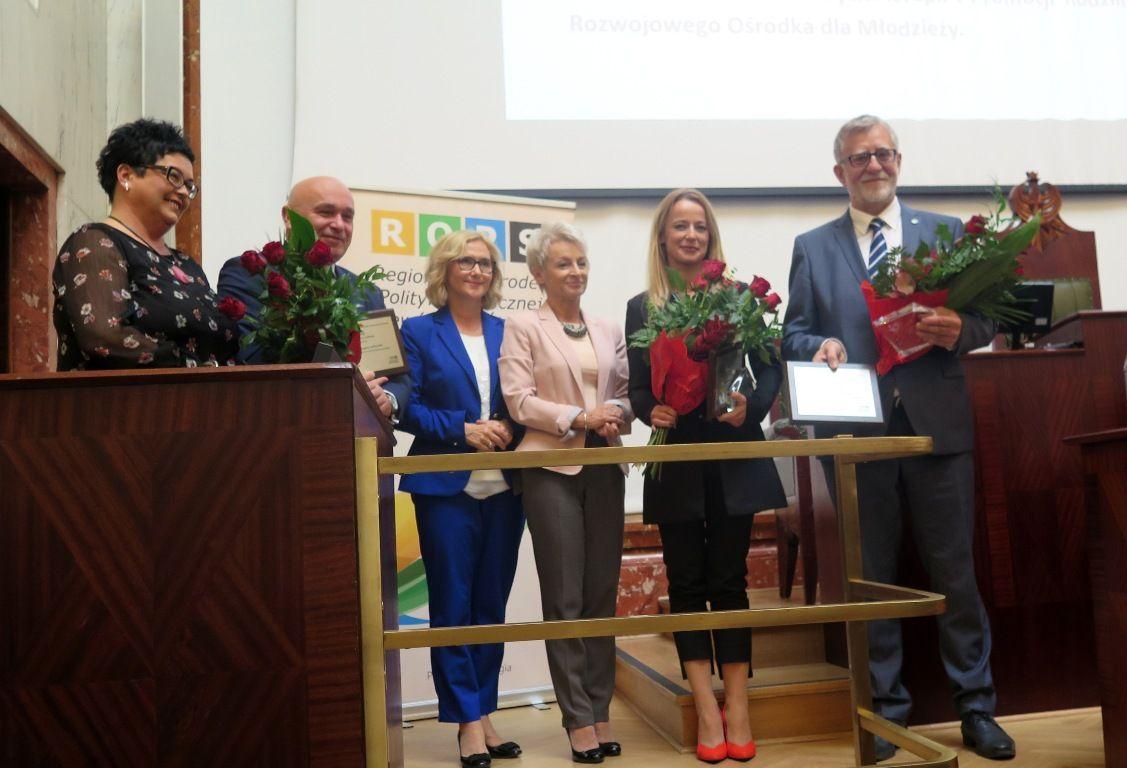 Nagroda dla Pawłowic za wspieranie rodzin