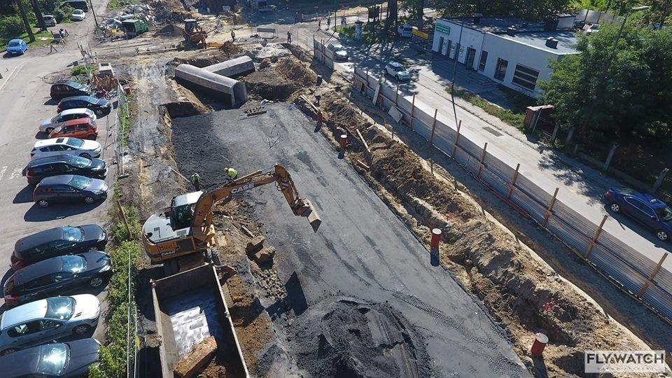 Budowa centrum przesiadkowego: będą utrudnienia