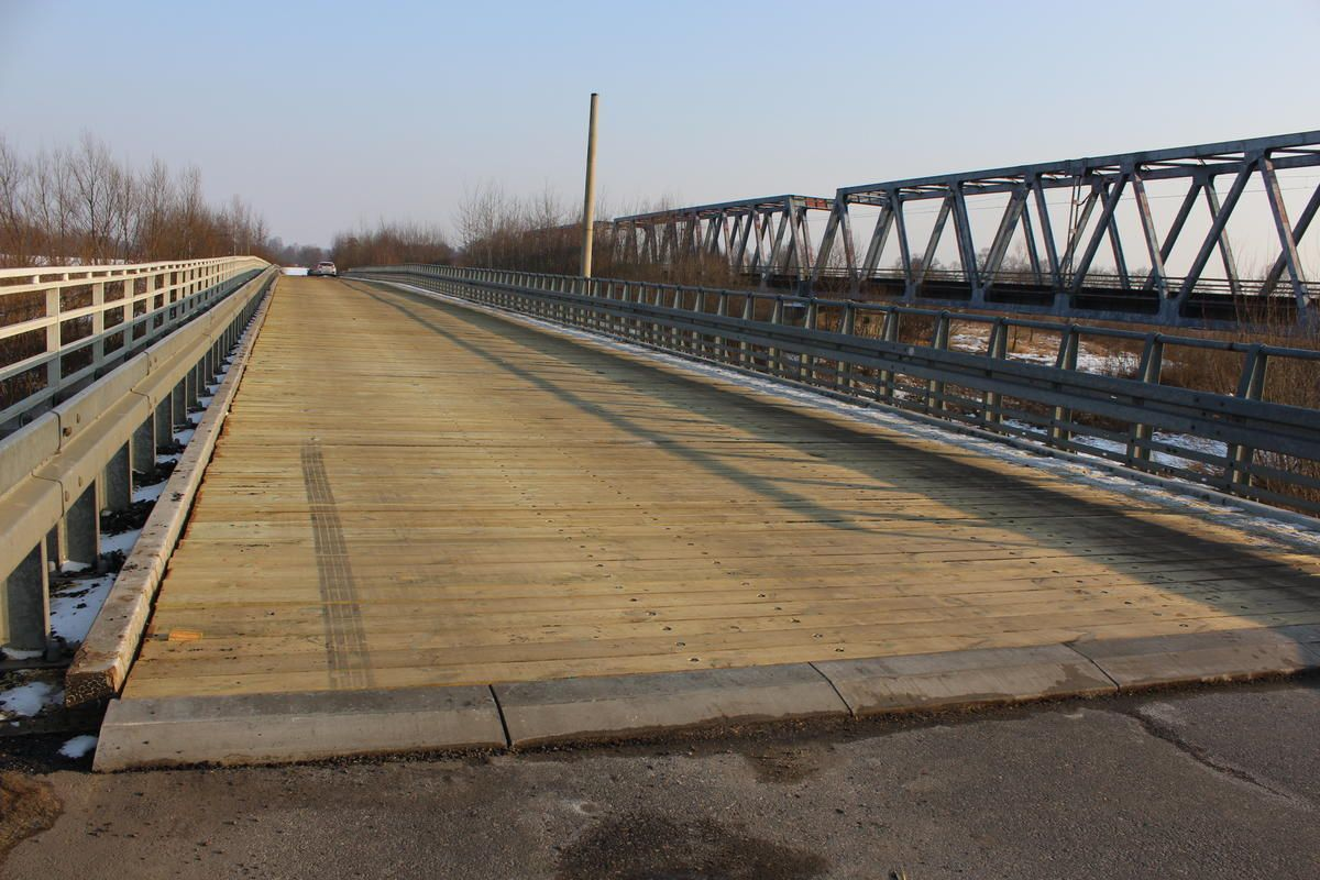 Most Bronisław zamknięty do odwołania