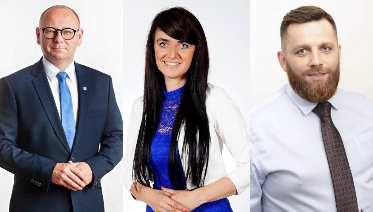 Troje kandydatów na burmistrza. Co proponują?