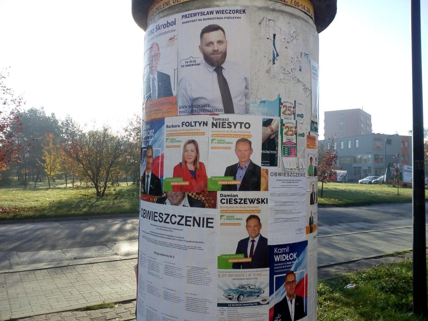 FELIETON: Barwy kampanii