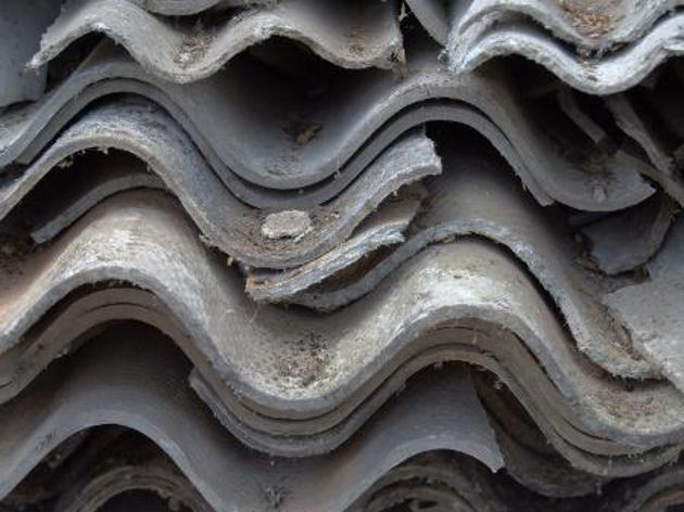 Zutylizują prawie 120 ton azbestu