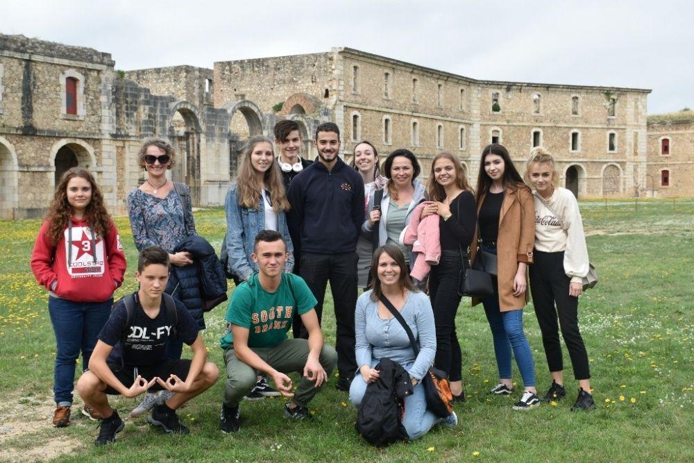 Uczniowie PZS nr 2 na wymianie w Katalonii