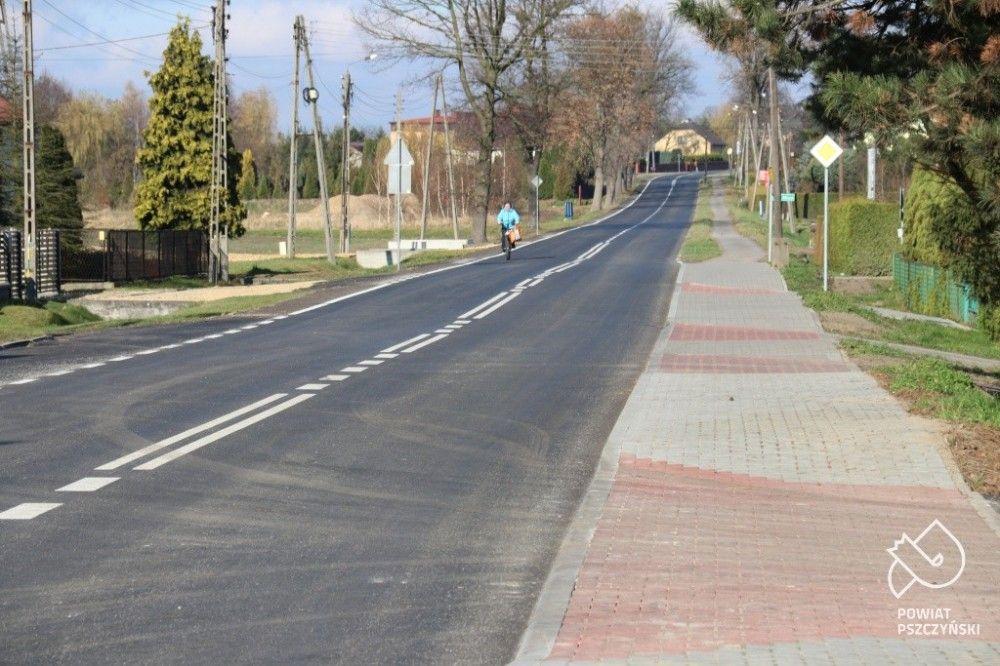6-kilometrowy odcinek ul. Wyzwolenia gotowy