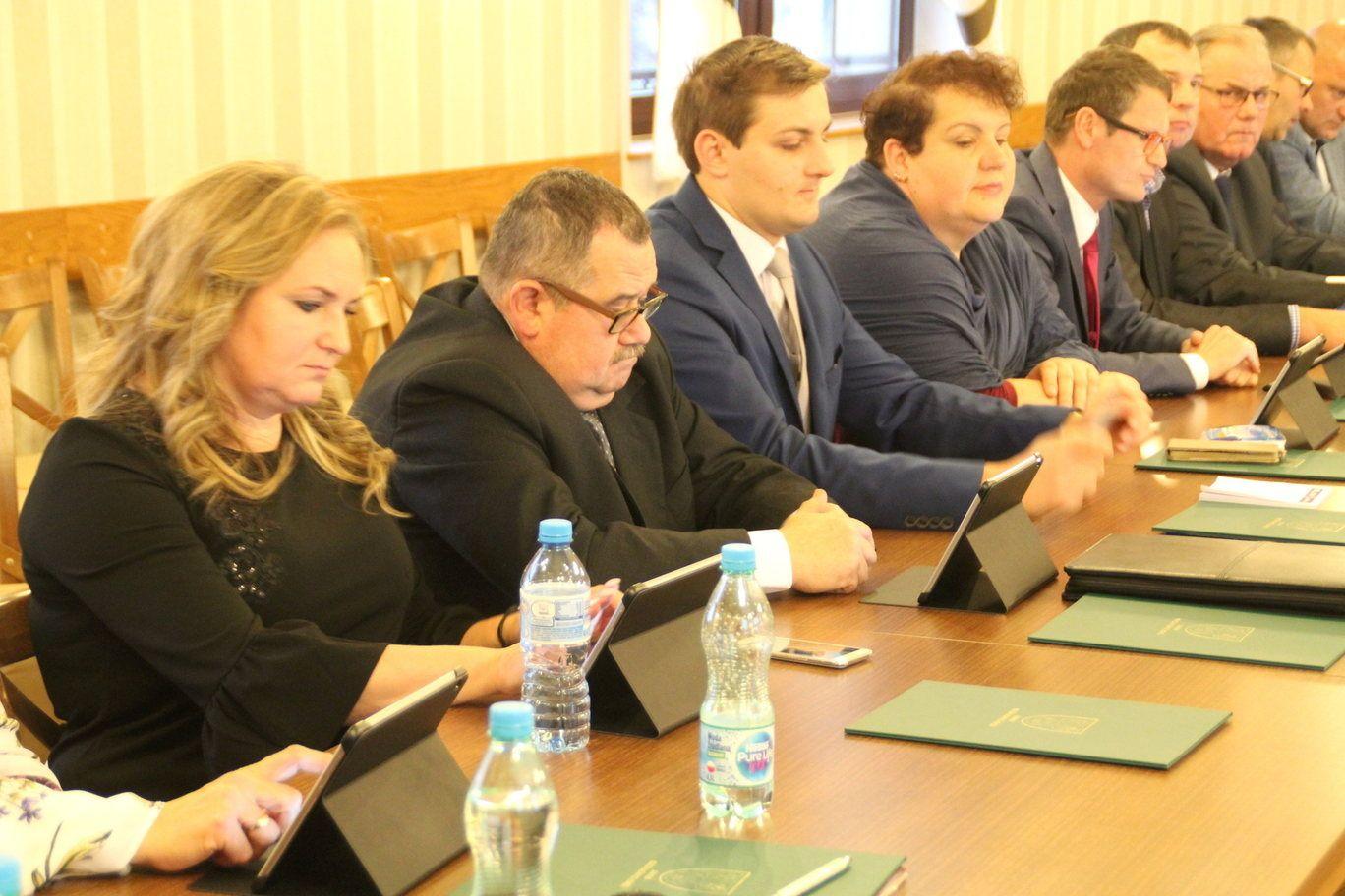Pierwsza sesja w Goczałkowicach: radni wybrali prezydium i komisje