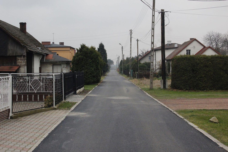 Trwa remont gminnych dróg za prawie 1,5 mln zł