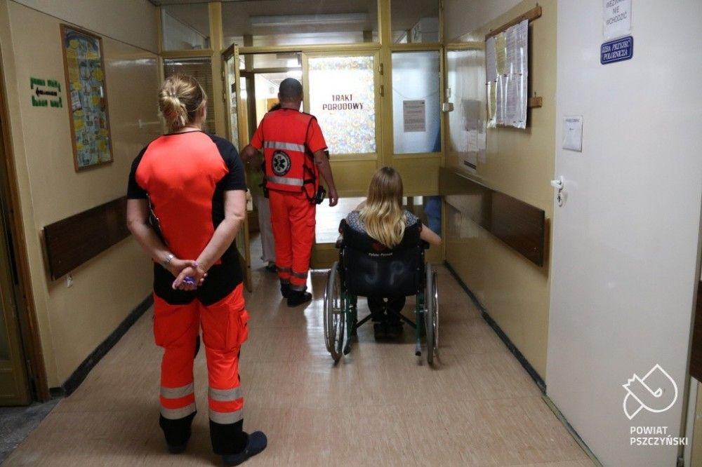 Od sierpnia prawie 6 tys. pacjentów w szpitalu