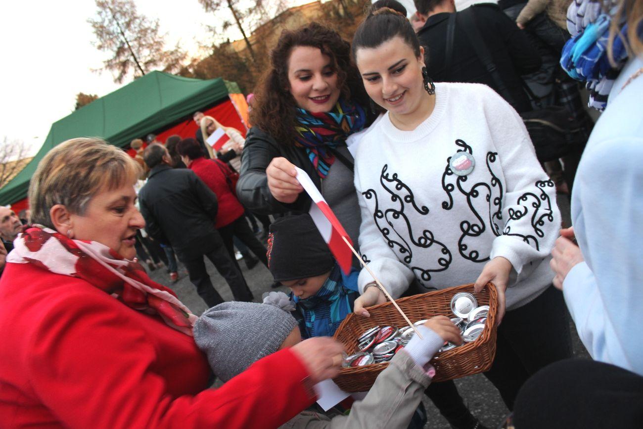 Gruzinka i Włoszka zachwycone Polską