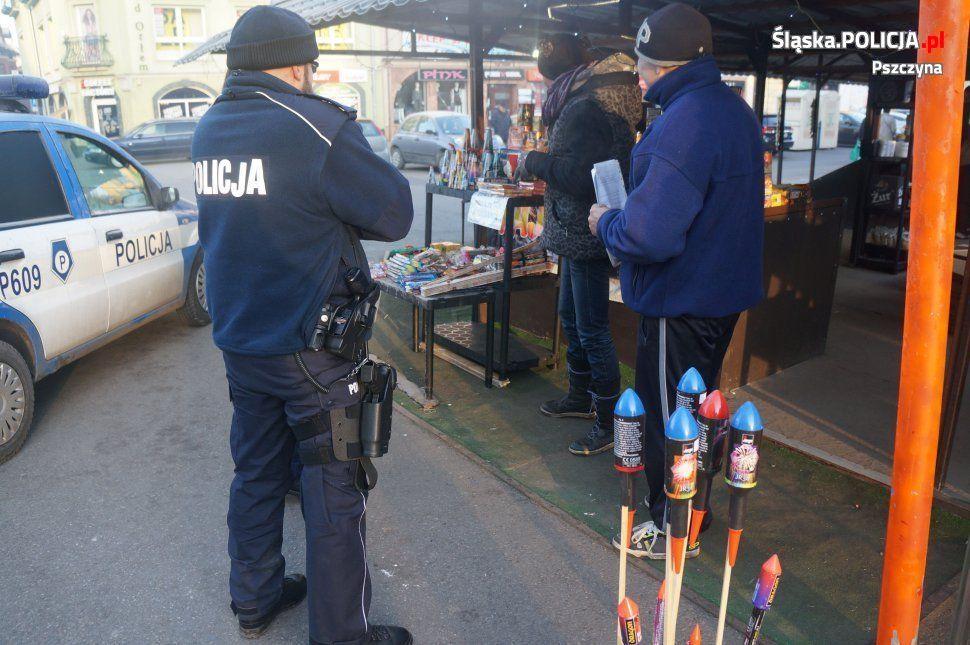 Skontrolują punkty sprzedaży choinek, fajerwerków i karpi