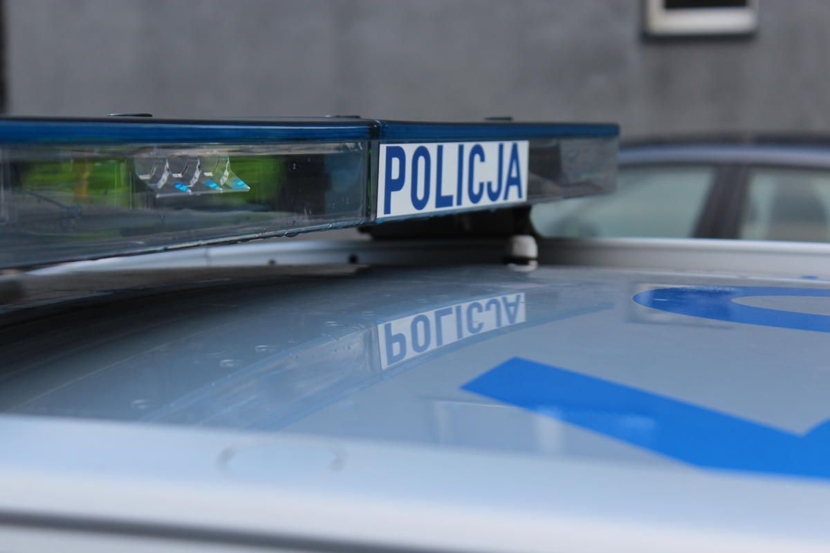 Potrącenie 14-latki na przejściu w Golasowicach