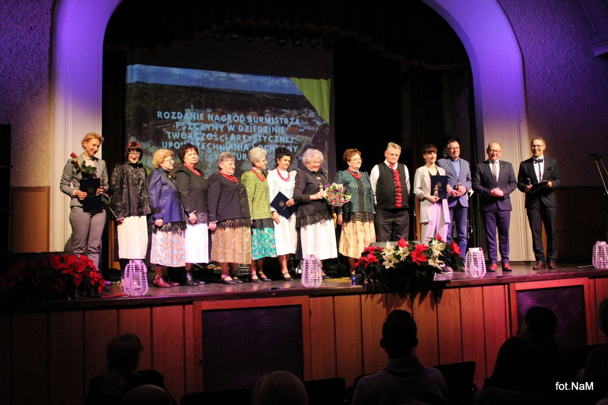 Nagrody burmistrza w dziedzinie kultury: poznaliśmy laureatów