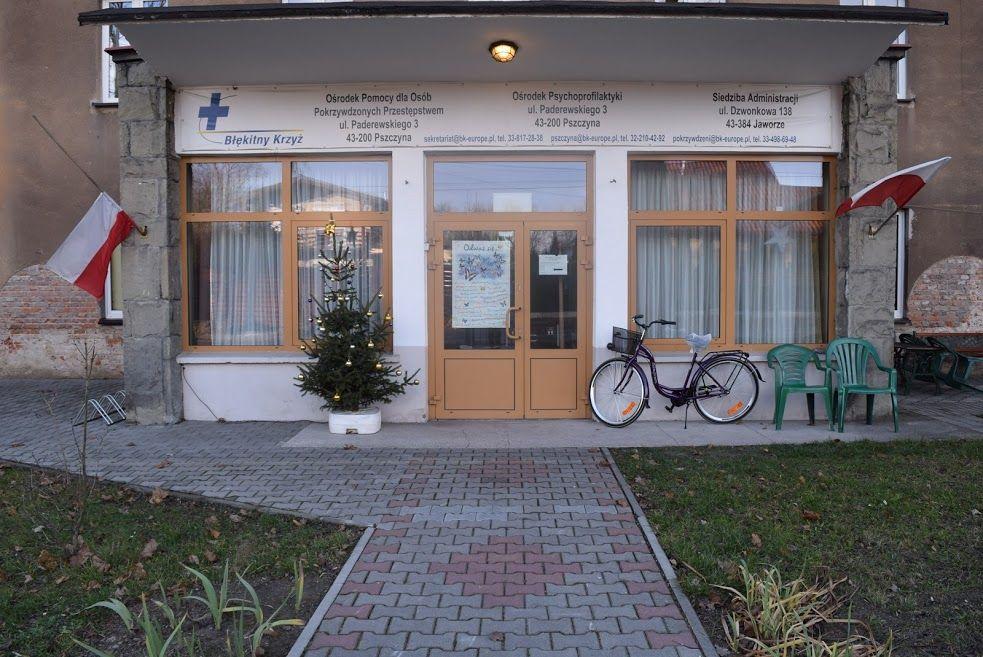 Błękitny Krzyż rozwija  Poradnię Terapii Uzależnień