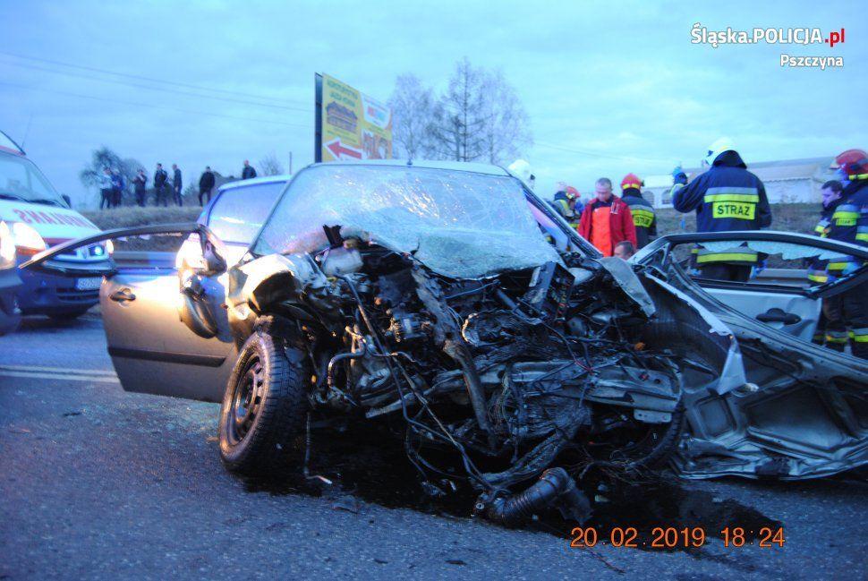 32-latka zginęła w tragicznym wypadku w Pielgrzymowicach