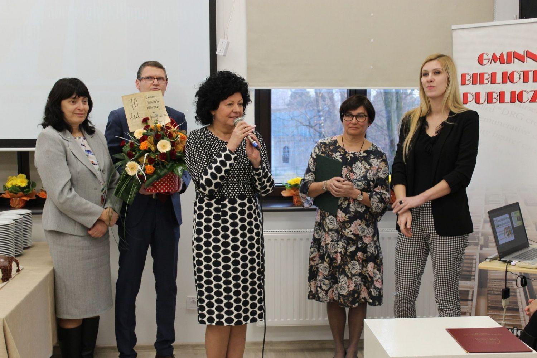 Goczałkowicka biblioteka świętowała 70-lecie istnienia