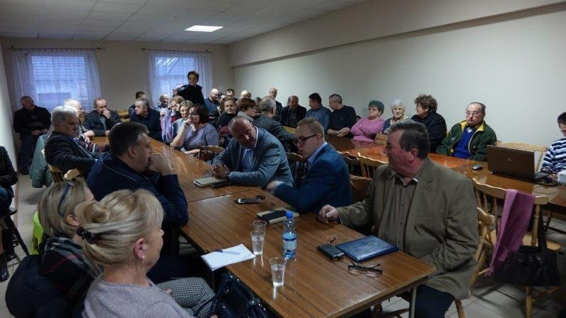 Rozpoczynają się zebrania w sołectwach gminy Pszczyna