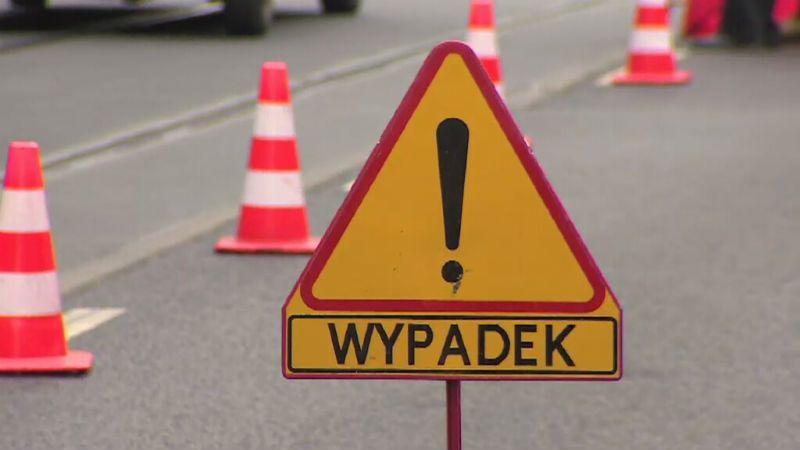 Niebezpiecznie na drogach w świąteczny poniedziałek