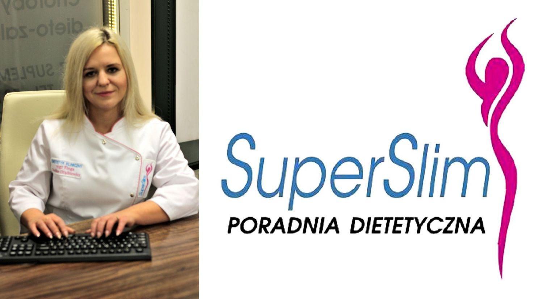 Art. spons. Poradnia Dietetyczna SuperSlim - zadbamy o Twoje zdrowie i idealną sylwetkę!