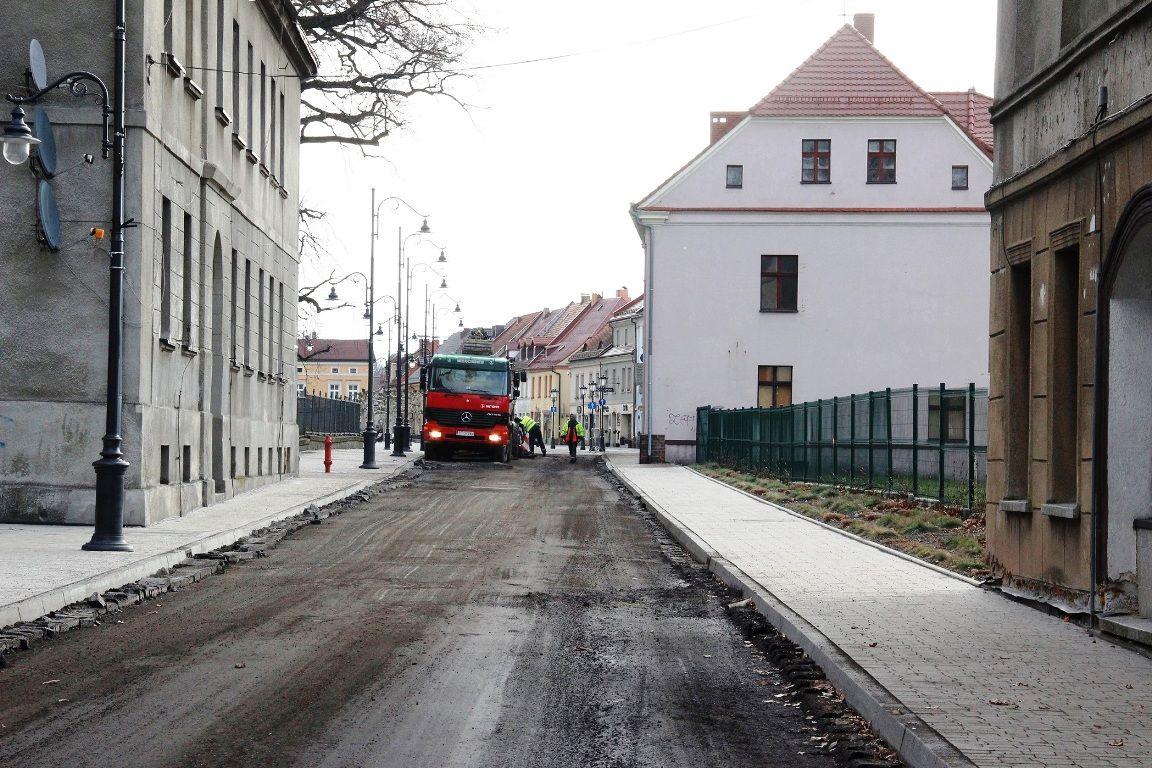 Zmiana organizacji ruchu na ul. Wojska Polskiego